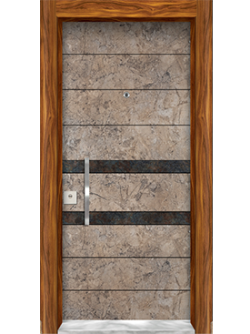 Luxury Granite Doors